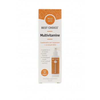 Best Choice Multivitamine Spray