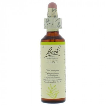 Bach bloesem No 23 Olive