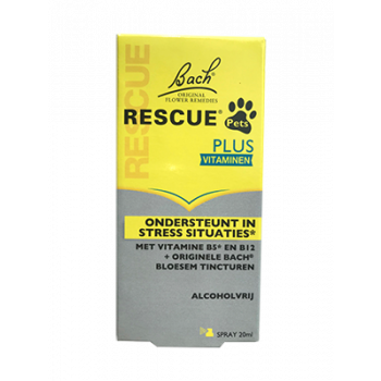 Bach RESCUE® Pets Plus Spray
