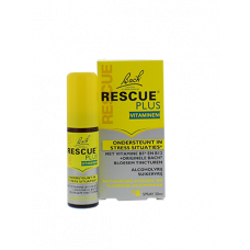 Bach RESCUE® Plus Spray met vit B5*
