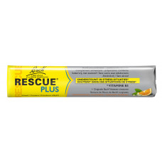 Bach RESCUE® PLUS met vitamine B5*