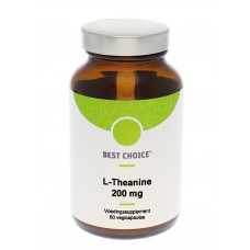 Best Choice L-Theanine 200 mg